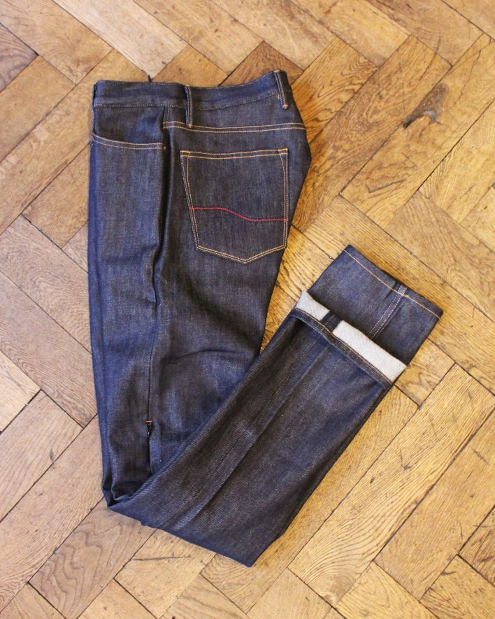 Tobacco IRONSIDES ARMORED PROTECTIVE RIDING JEANS_1.1