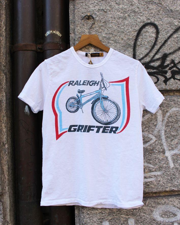 Johnson Motors BOLAN GRIFTER T-Shirt optic white_1