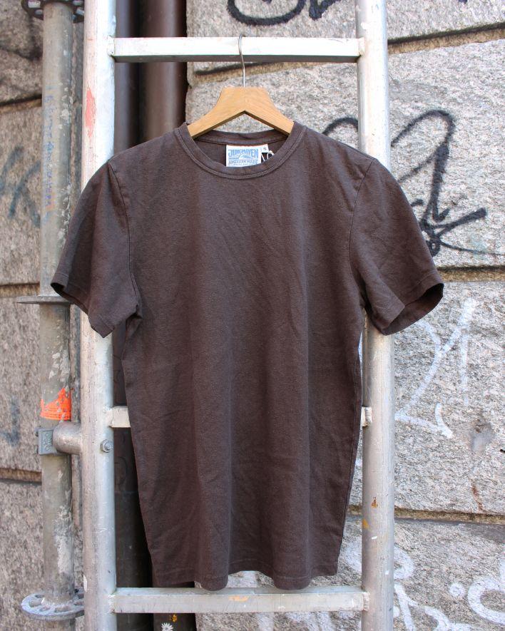 Jungmaven Baja T-Shirt espresso brown_1