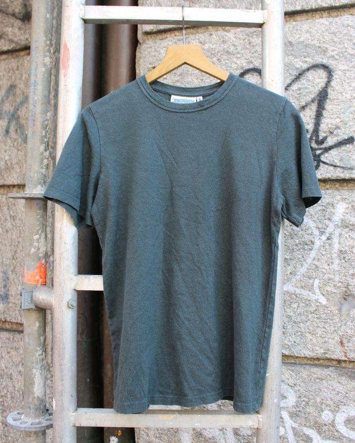 Jungmaven Baja T-Shirt forest green_1