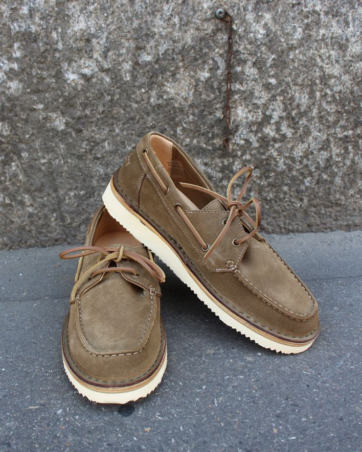 Astorflex BOATFLEX Boat Shoe militare suede_1