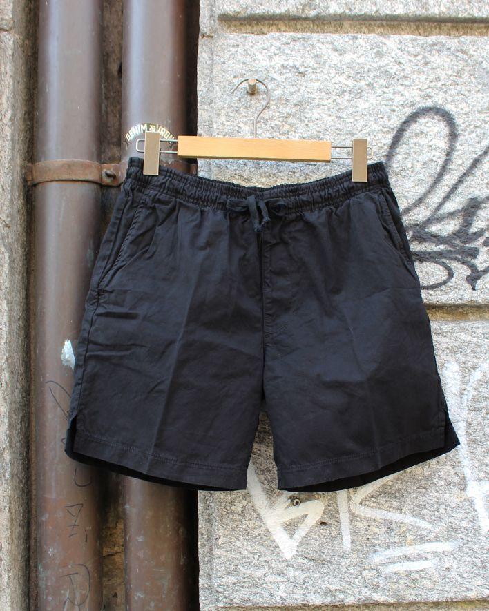 Save Khaki Light Twill Easy Shorts black_2