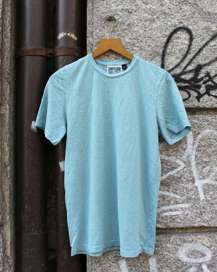 Jungmaven Baja T-Shirt ether blue_1