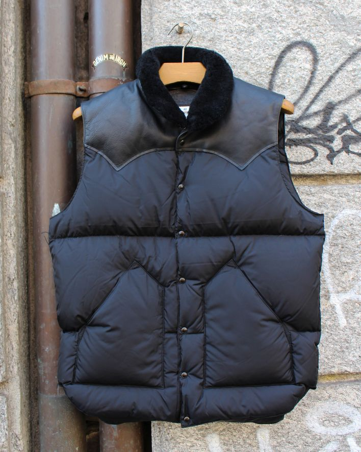 Rocky Mountain Featherbed CHRISTY Down Vest black_1