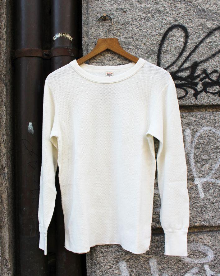 UES REGULAR THERMAL Shirt off white_1