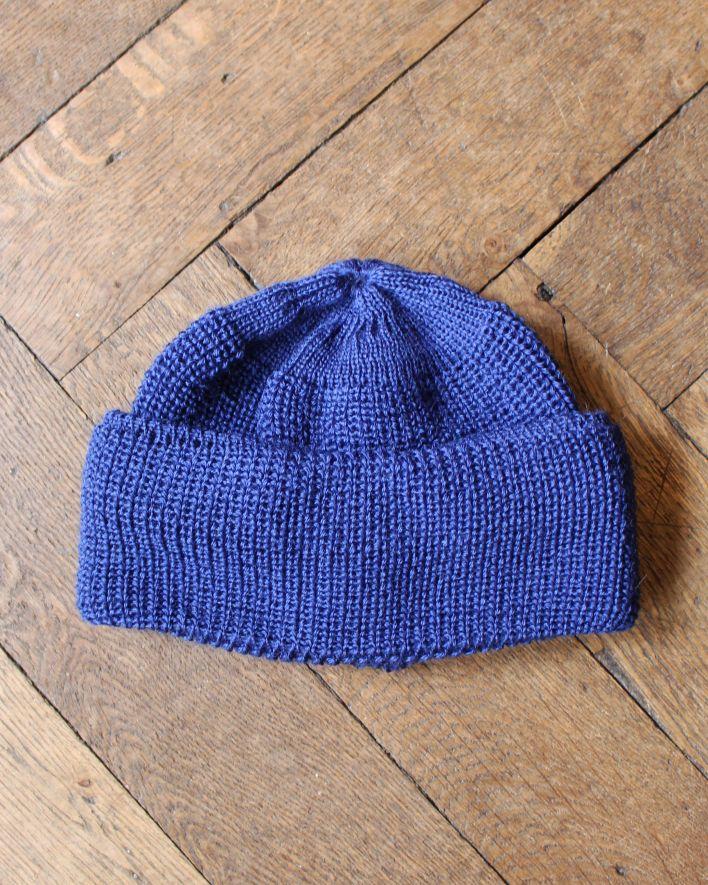 Heimat MECHANICS Hat Wool königsblau