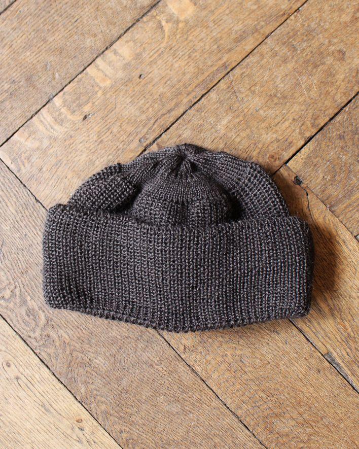 MECHANICS Hat Wool walnuss