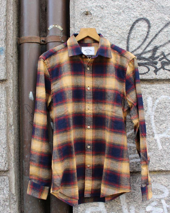 Portuguese Flannel HILL Flannel Shirt_1